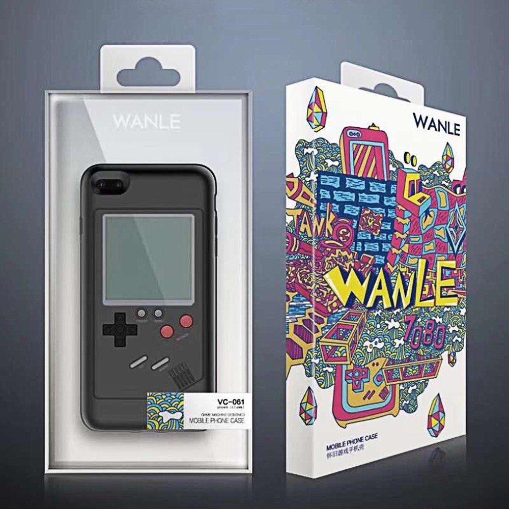italiamac pa4156b 1 1 9429 zi7i Il case per iPhone in stile GameBoy con 10 mini giochi