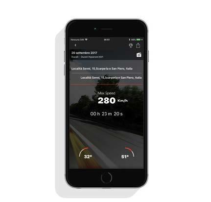 italiamac dati registrati UpMap Termignoni potenza a portata di iPhone