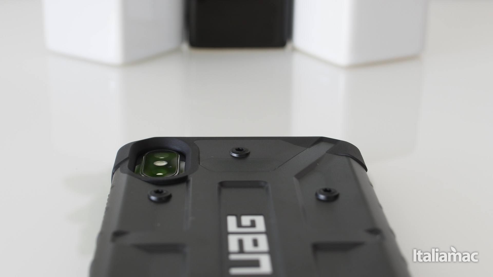 italiamac p4201158 UAG Pathfinder aggiunge la protezione militare a iPhone X