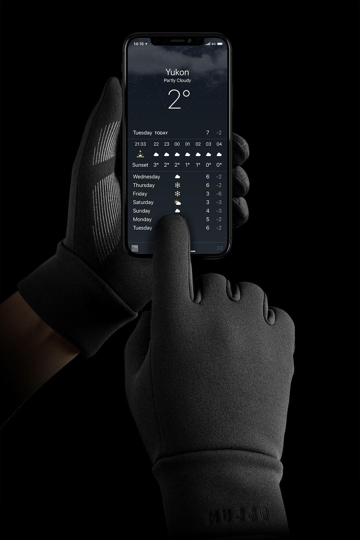 mujjo guanti  🖥 Italiamac - Mujjo aggiorna i guanti touch screen