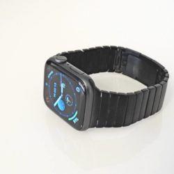 Lululook: Il bracciale a maglie in acciaio inossidabile per Apple Watch