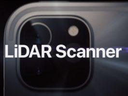 Scanner LiDAR